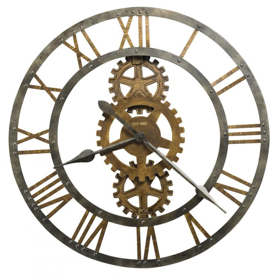 Clockway 30in Howard Miller Metal Gallery Wall Clock Chm2116