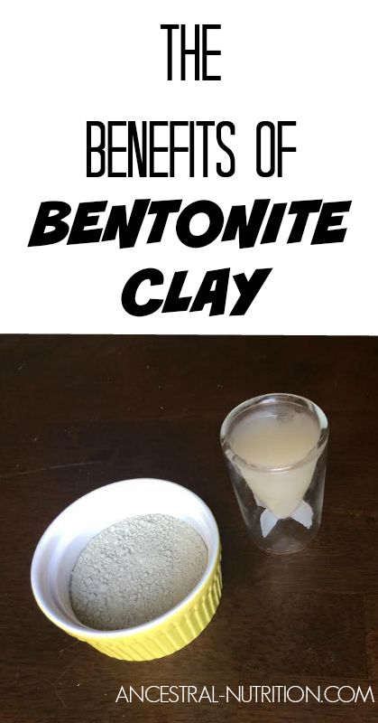 The Benefits of Bentonite Clay - Ancestral Nutrition