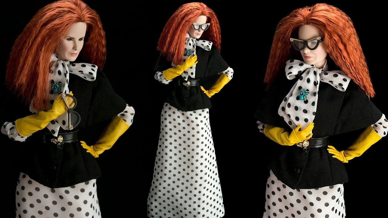 Integrity Toys - American Horror Story: Coven - Myrtle Snow Doll Review