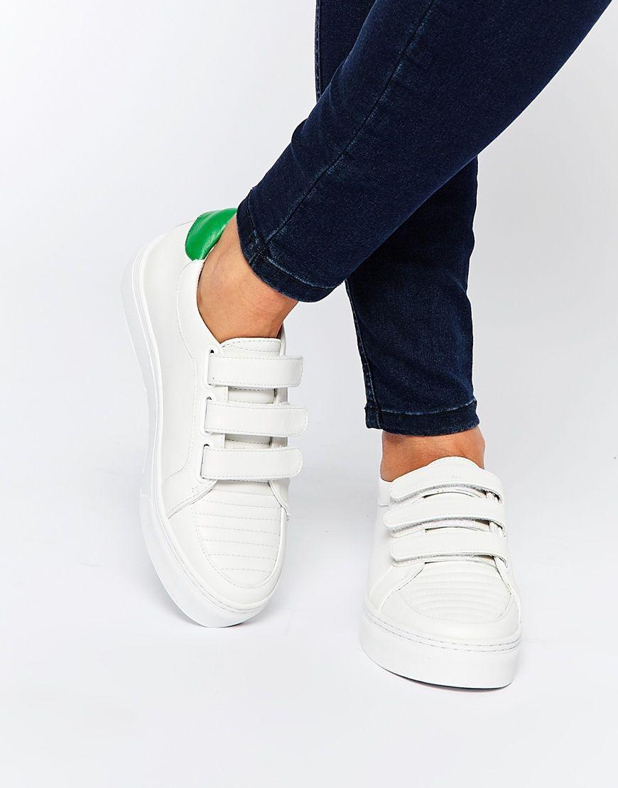 Buy Women Shoes / Senso Abigail White Clean Trainers