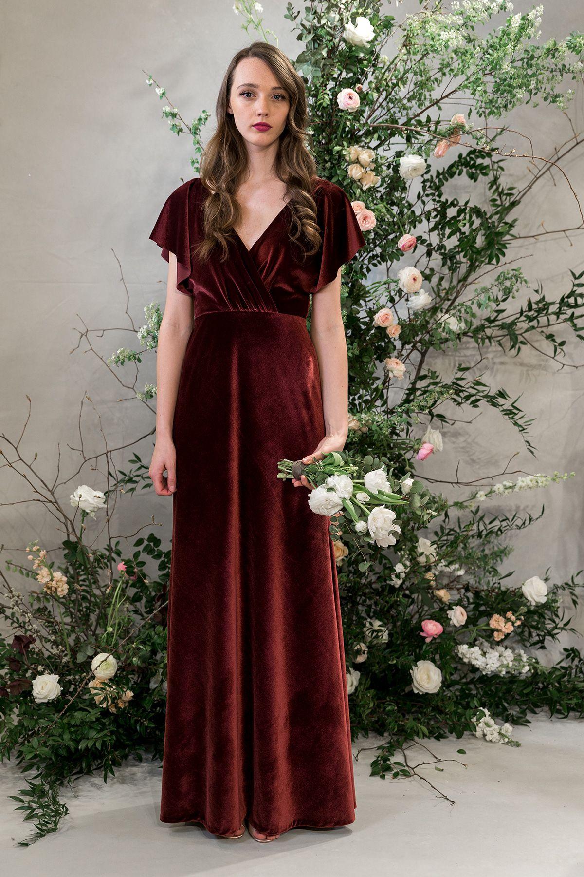 cb1cf4f35f60 Bridal Fashion Week Spring 2019: Jenny Yoo's Fall 2018 Bridesmaid ...