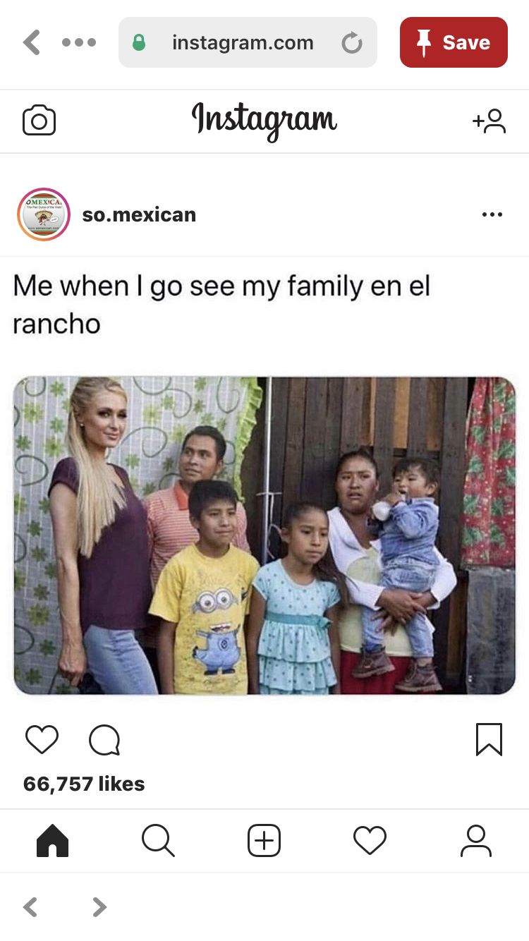 Me When I Go To See My Family In El Rancho Mexican Funny Memes Funny Spanish Memes Mexican Humor