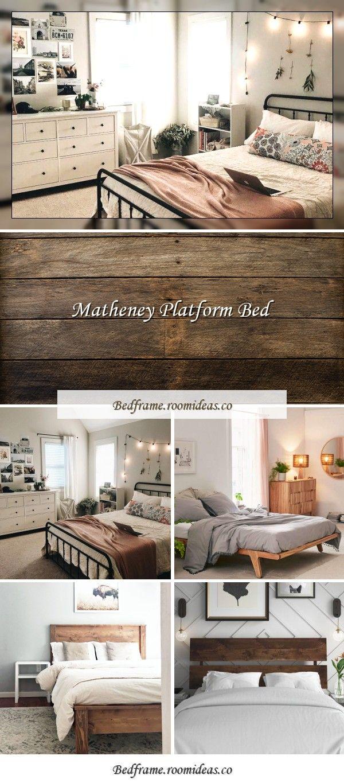 Petra platform bed framePetra platform bed frameSimple