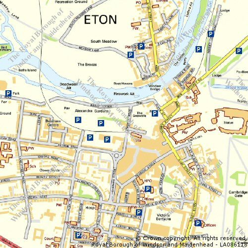 Pin By DreemStreemz On ETON Pinterest - Windsor map