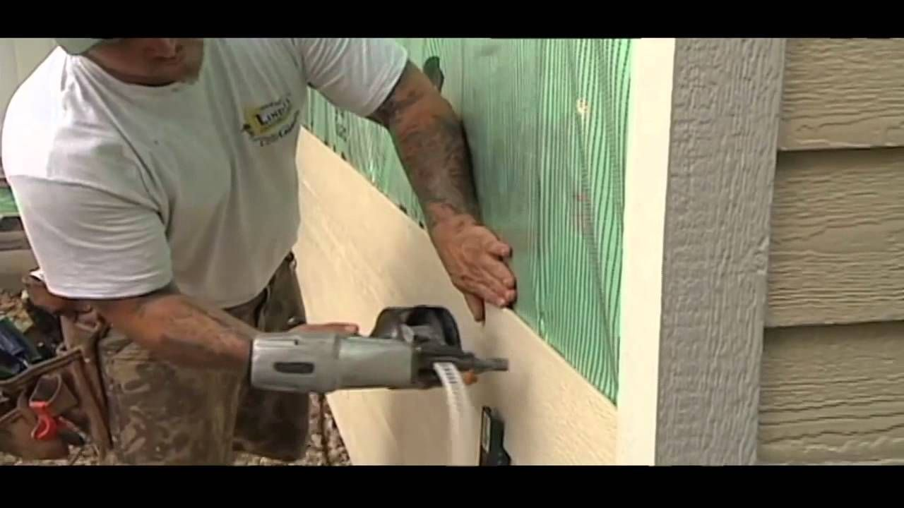 When Installing Lp Smartside Lindus Construction Pays Attention To The Little Details So The Product Performs To Its F Installing Siding Siding Installation