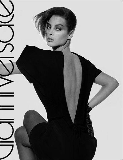 b90b357845 GIANNI VERSACE | Catalogo # 13 Collezione Donna Autunno-Inverno 1987/88  (Fronte)