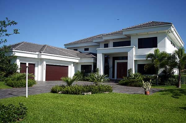 Plan 32051aa Contemporary Florida Style Home Plan Luxury House Plans Modern House Plans Contemporary House Plans