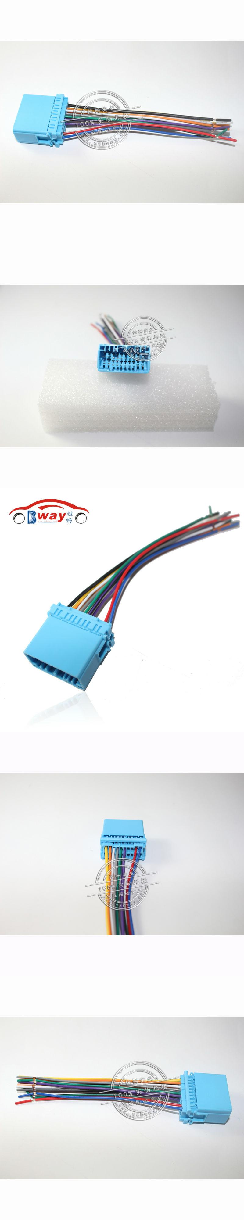 Car Stereo Female Iso Radio Plug Power Adapter Wiring Harness Special For Suzuki Swift Grand Vitara Iso Harness Power Car Stereo Suzuki Swift Car Electronics