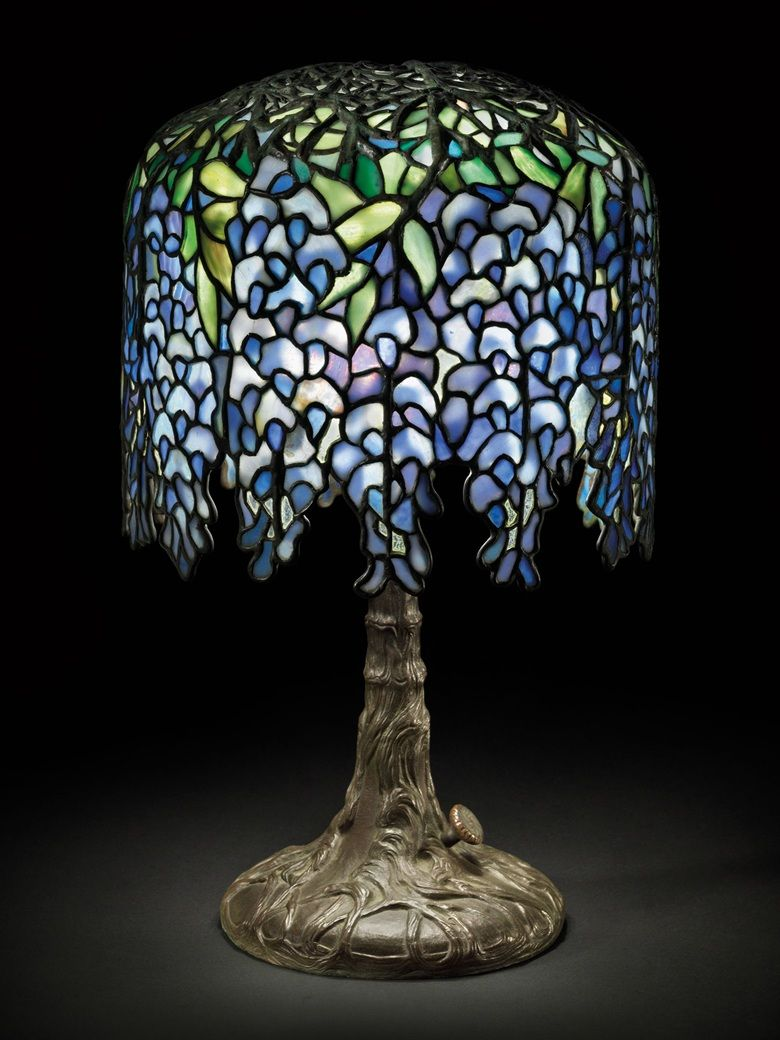 Collecting guide 10 things to know about tiffany lamps december collecting guide 10 things to know about tiffany lamps christies aloadofball Image collections