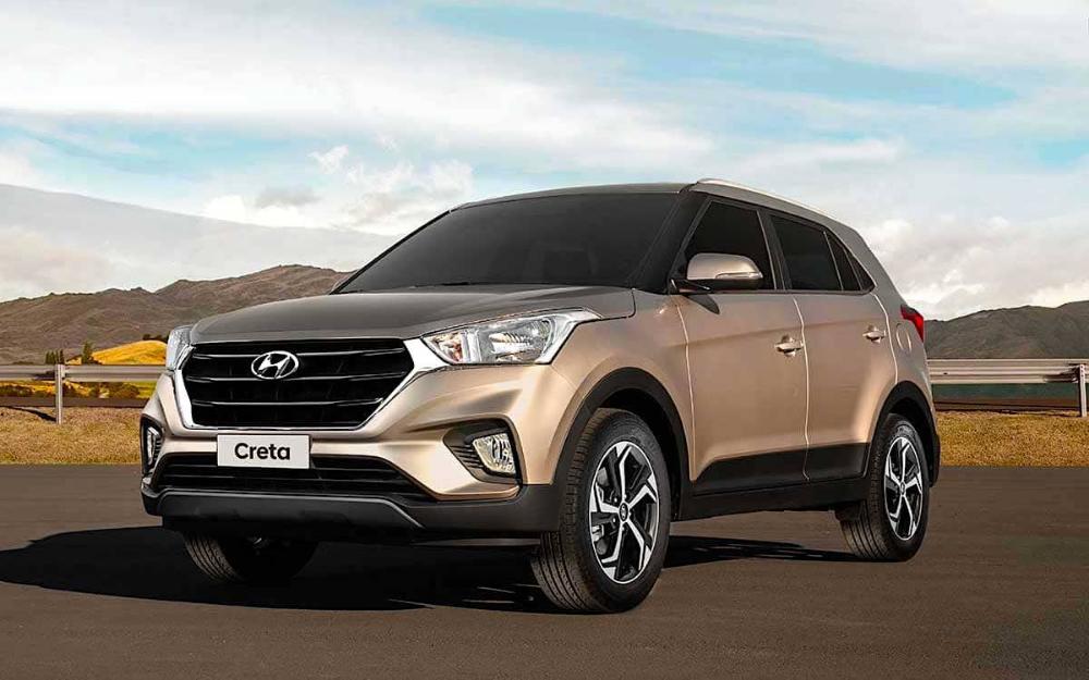 Hyundai Creta 2020 Una puesta al día del SUV sudamericano