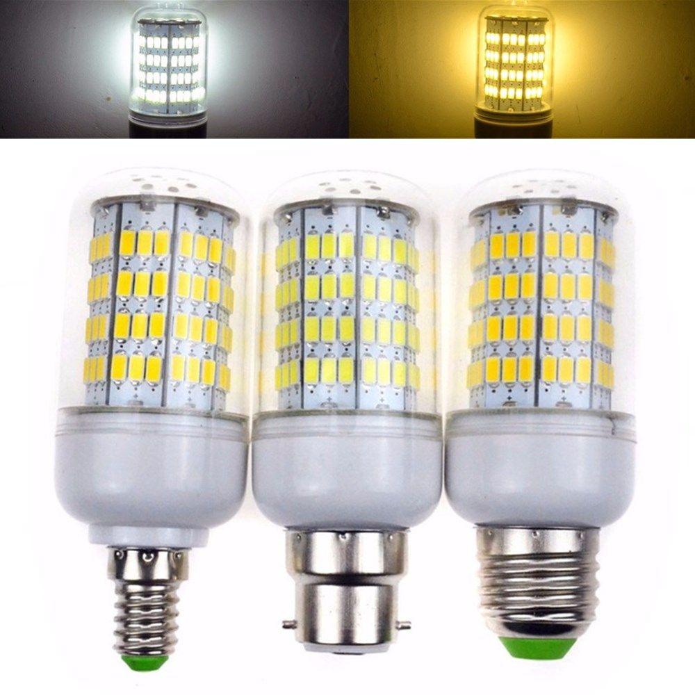 Energy Saving 108 Smd 5730 E27 E14 B22 8W Led Corn Bulb Light Lamp Beauteous Kitchen Light Bulbs Design Ideas