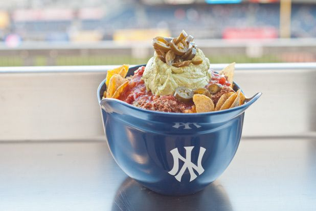 Pin By The Daily Meal On Epic Guide To Food Tourism Baseball Food Yankee Stadium Food