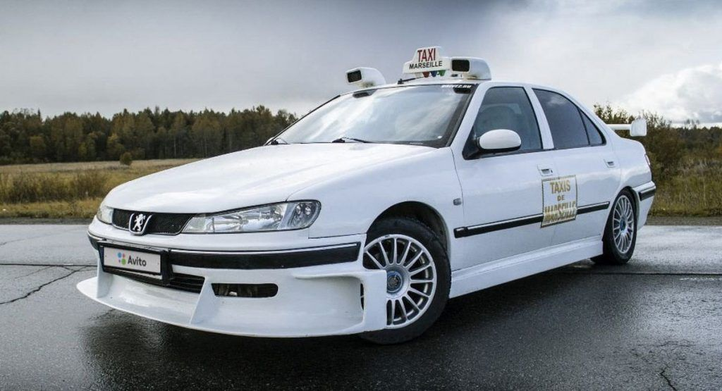 This 2001 Peugeot 406 Taxi Movie Replica Will Set You Back 3500 Peugeot Cars Movie Movie Replica