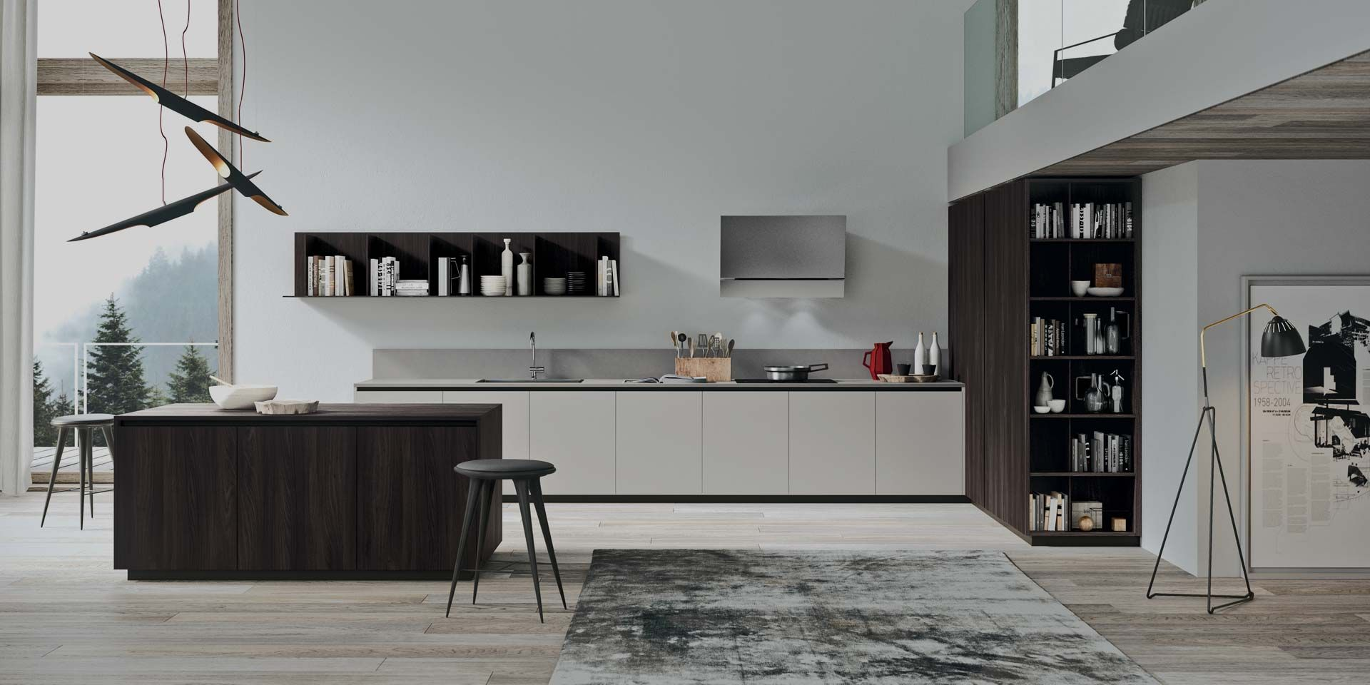 Modern affordable Italian kitchen collection 2.1 by Copatlife ...