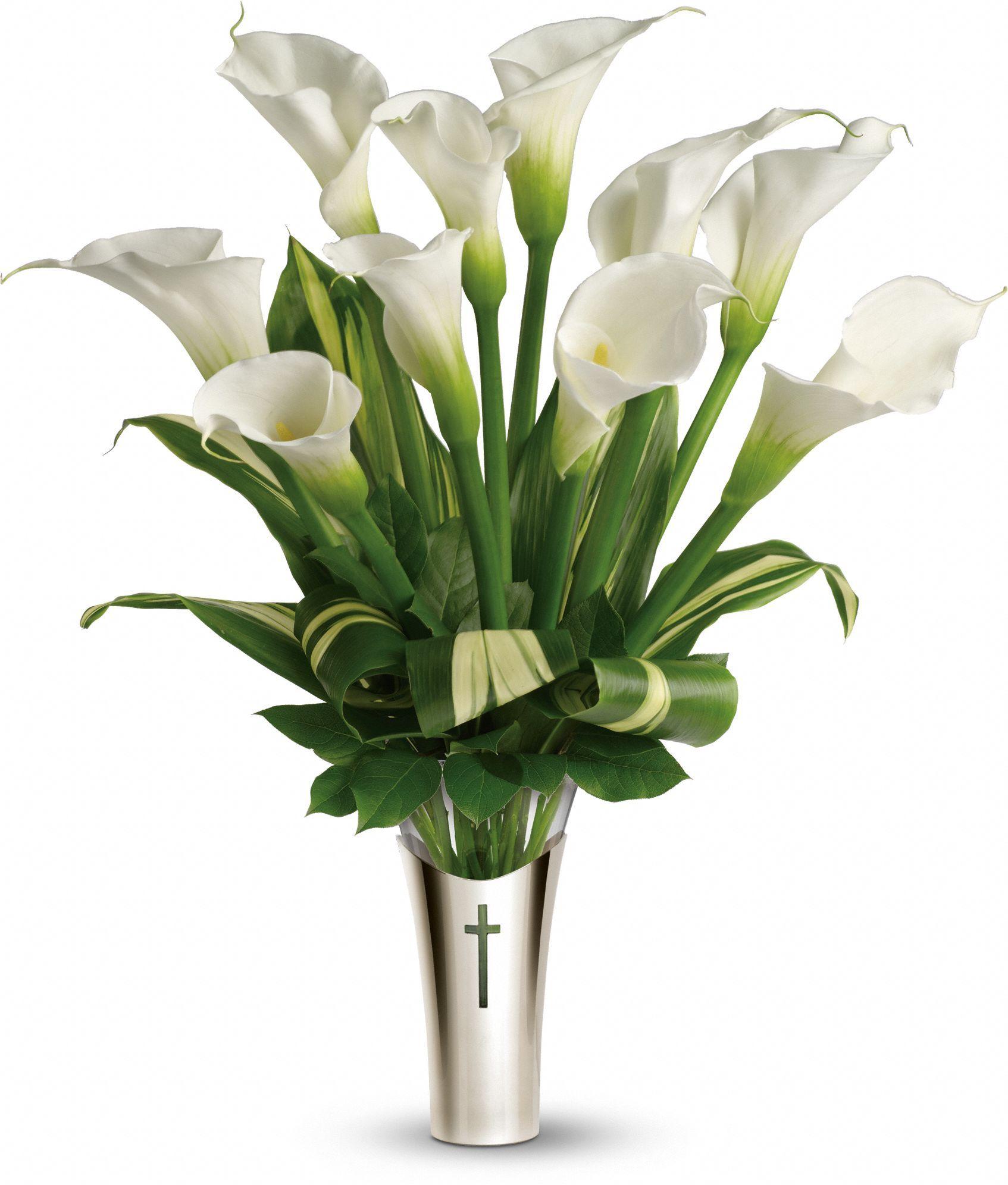 Teleflora's Inspiration Bouquet Sympathy flowers, Online