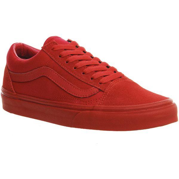 Mens vans shoes