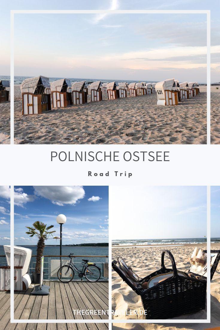 Roadtrip von der deutschen Nordsee bis zur polnischen