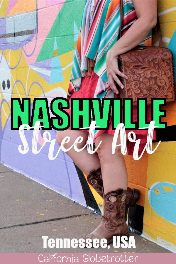 Easy Wall Murals to Find in Nashville