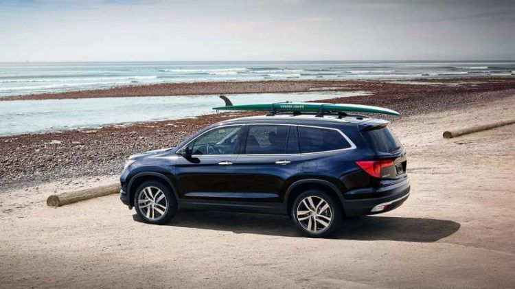 The Top 10 Suvs To Look Out For In 2020 Honda Pilot Honda Pilot 2016 2015 Honda Pilot