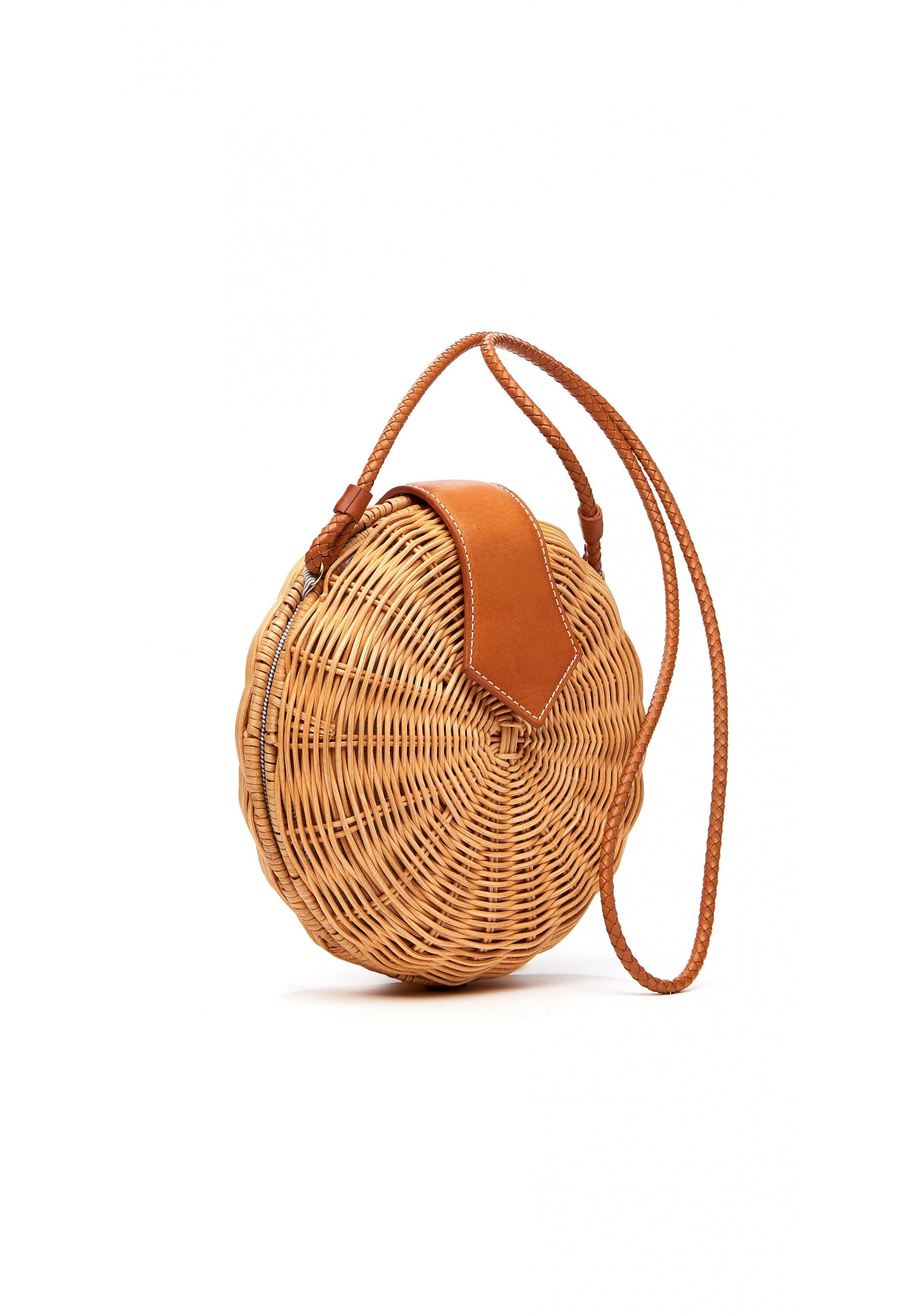 8effe934dd7ea Natural Romina Wicker Crossbody Bag - Women New Arrivals ...
