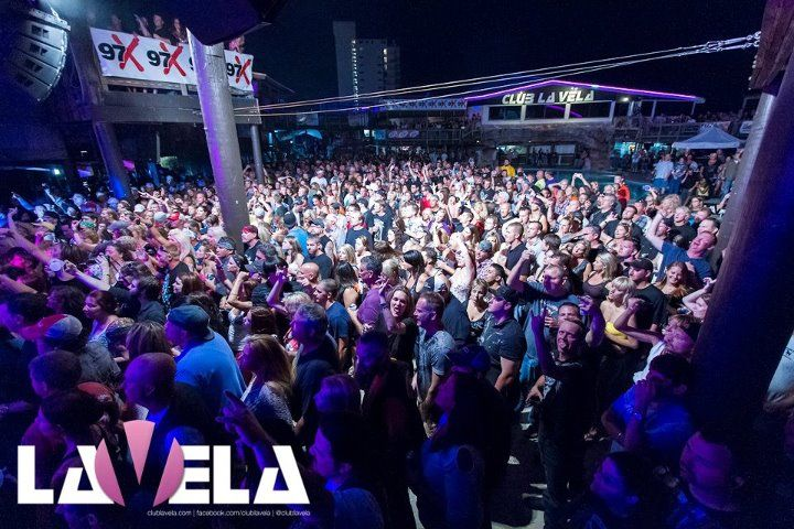 Club La Vela Panama City Beach Is The Largest Nightclub In Usa And Epicenter Of Spring Break You Ve Seen All Over Mtv Now Experience