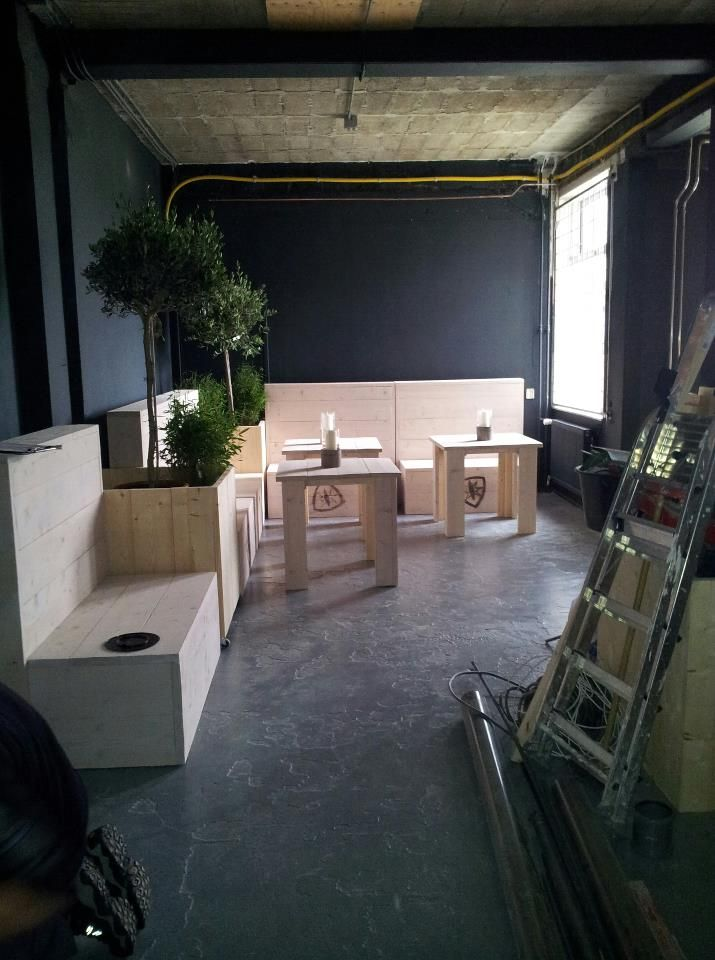 Restaurant Bar Construction With Images Restaurant Bar