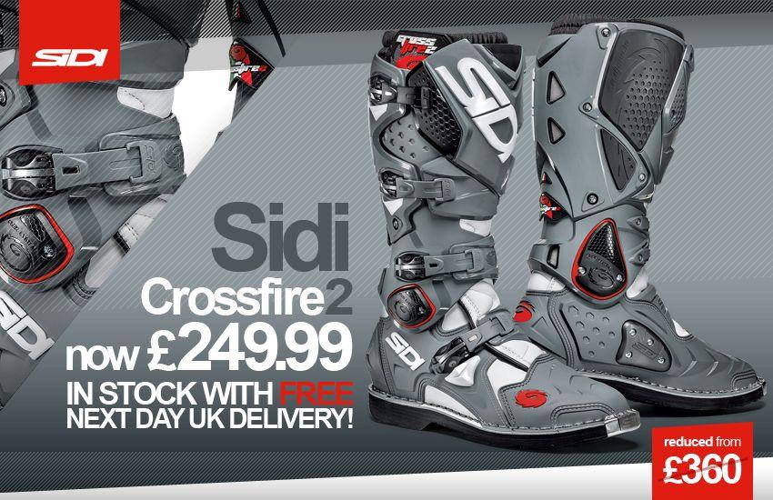 SIDI SALE!! GET THEM WHILE YOU CAN!  Click here; https://www.dirtbikexpress.co.uk/sale/boot_sale/sidi_boot_sale?utm_content=bufferaa3d8&utm_medium=social&utm_source=pinterest.com&utm_campaign=buffer  #Sidi #Sale #Motocross #MX