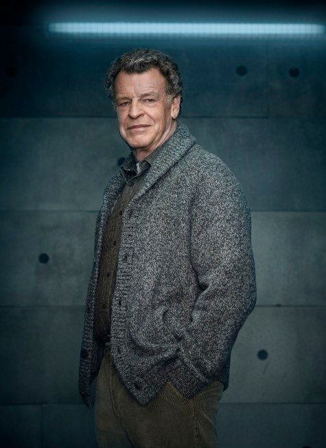 John Noble as Dr. Keith Richardson.