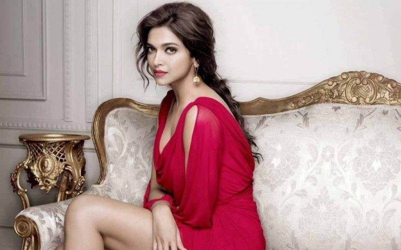 Deepika padukone Height weight age | Red dress, Bollywood ...