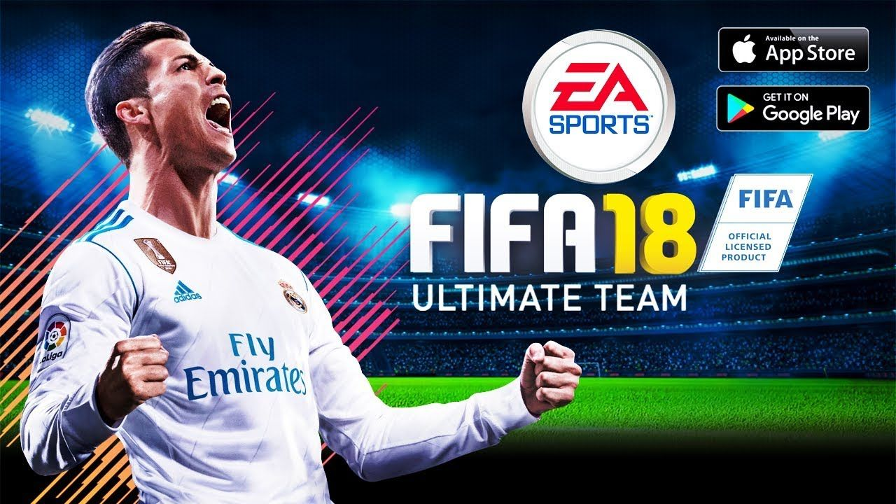 Download The Latest FIFA 2018 PPSSPP ISO For Android