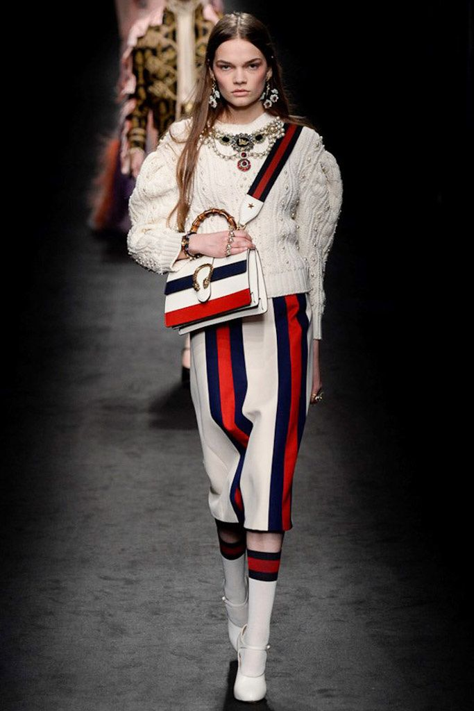 72472d1ece2 Gucci Fall 2016 Ready-to-Wear Collection Photos - Vogue
