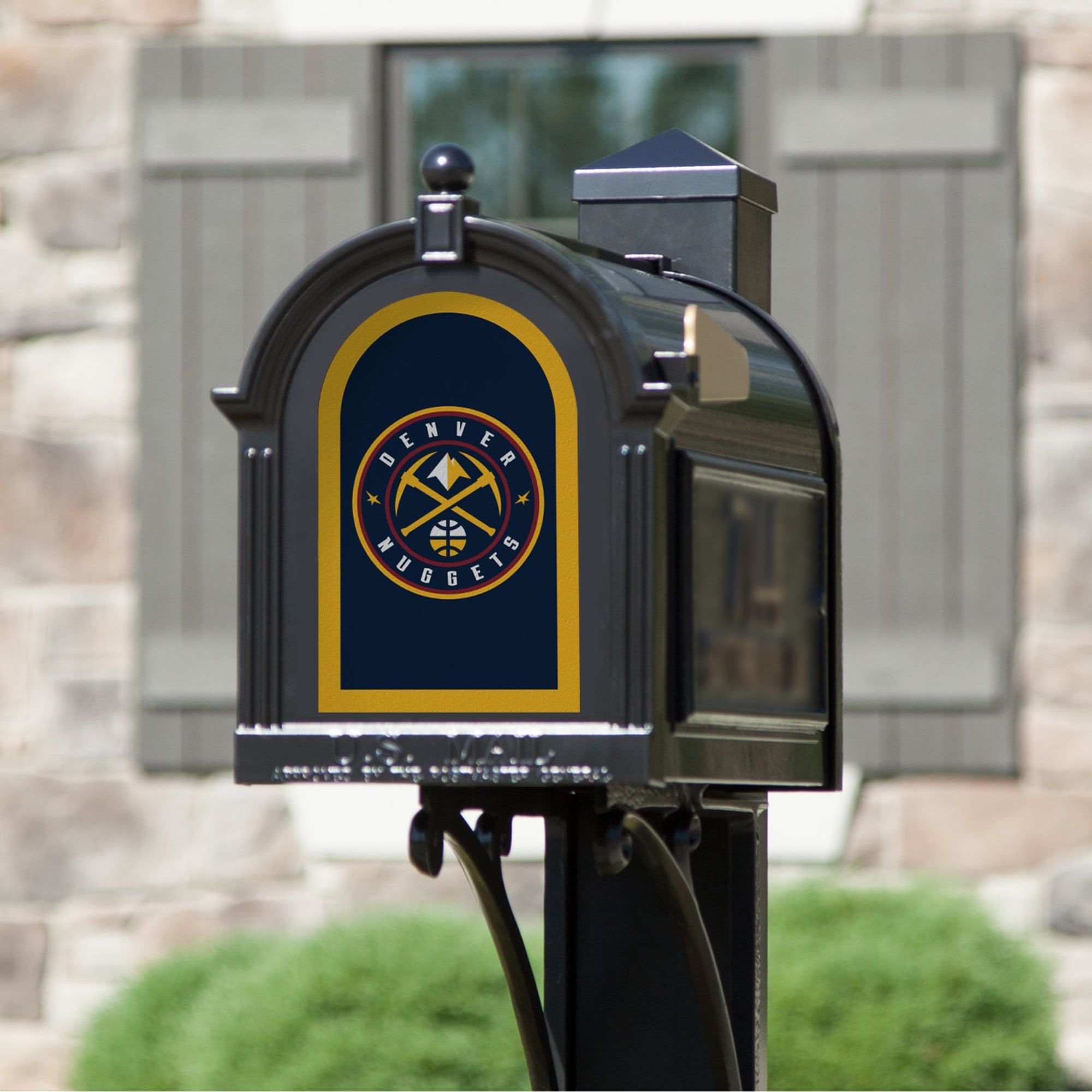 Denver Nuggets: Mailbox Logo