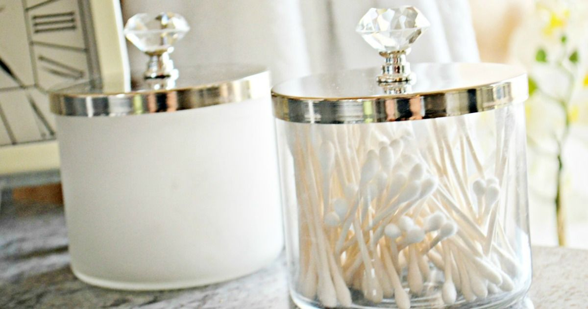 Have empty bath body works candles consider cleaning