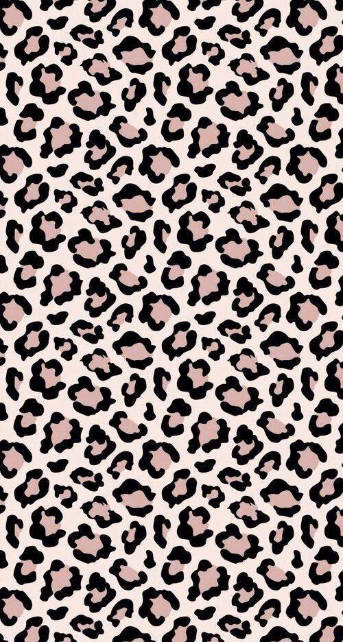Nude cheetah print leopard print iPhone background iPhone wallpaper ph