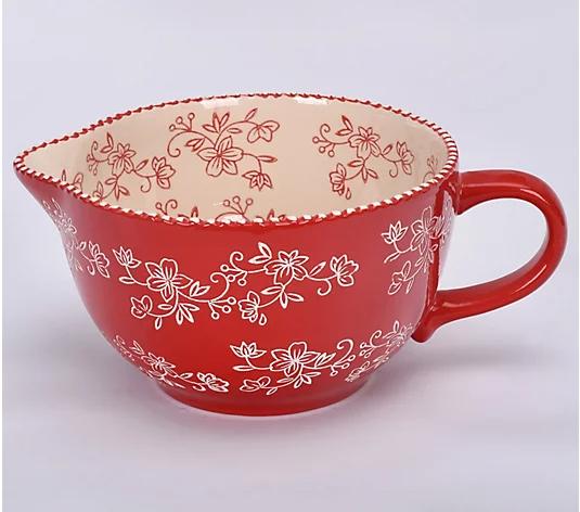 Temp-tations Floral Lace -Bowl 2 Qt | eBay