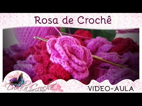 Rosa de Croche   Drikka Croche
