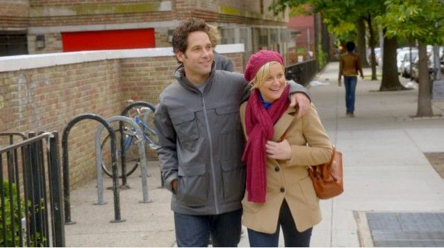Paul Rudd and Amy Poehler Make Fun of Rom-Coms in They Came Together