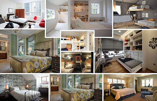 20 Amazing Guest Room Design Ideas Small Guest Rooms Guest