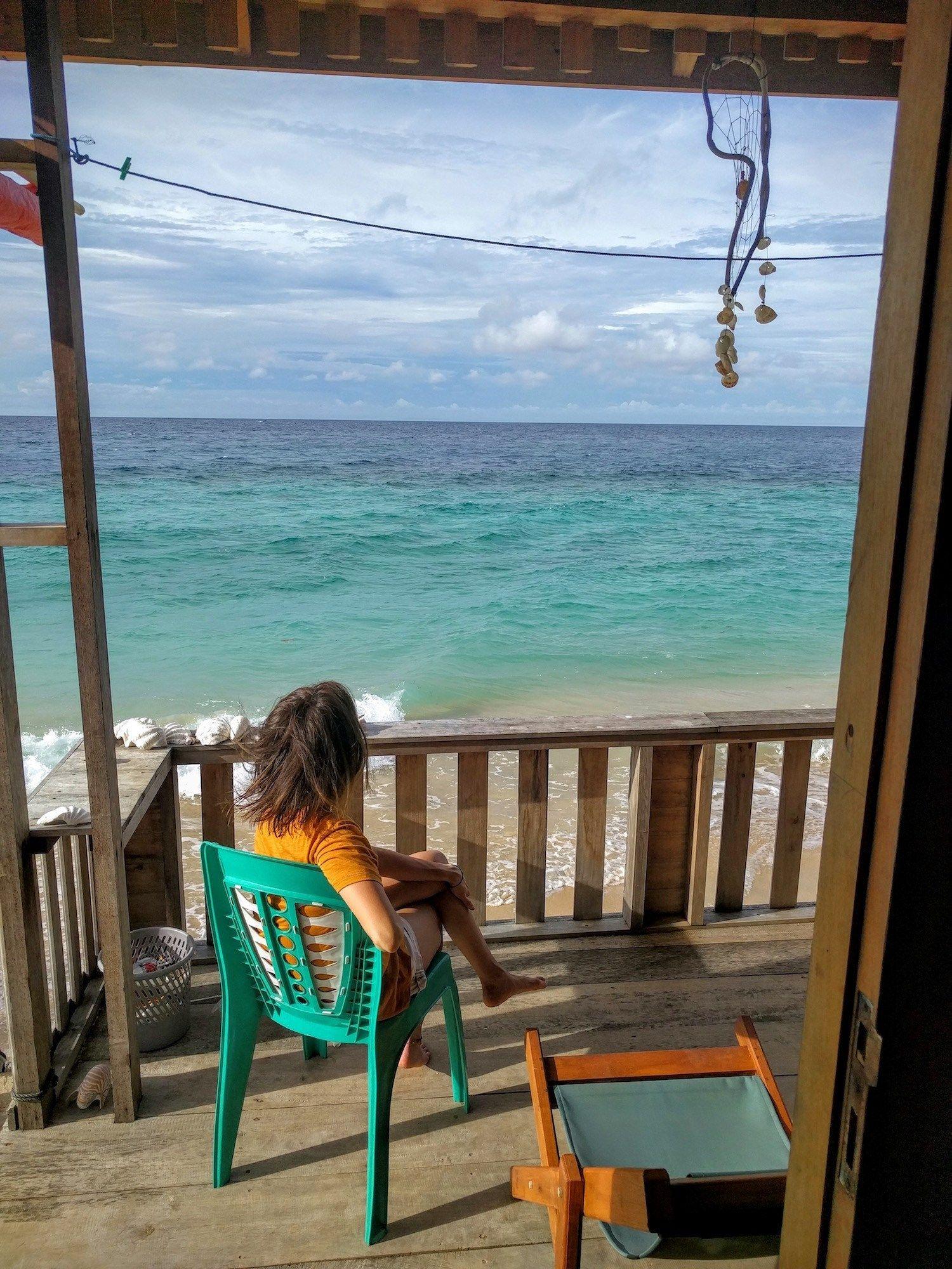 Discovering Zen on Hatta Island (Banda Islands, Maluku
