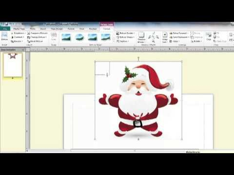how to make page borders with microsoft publisher