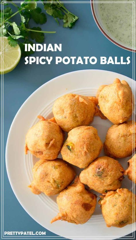 Batata vada indian spicy potato balls recipe gluten free batata vada indian spicy potato balls forumfinder Images