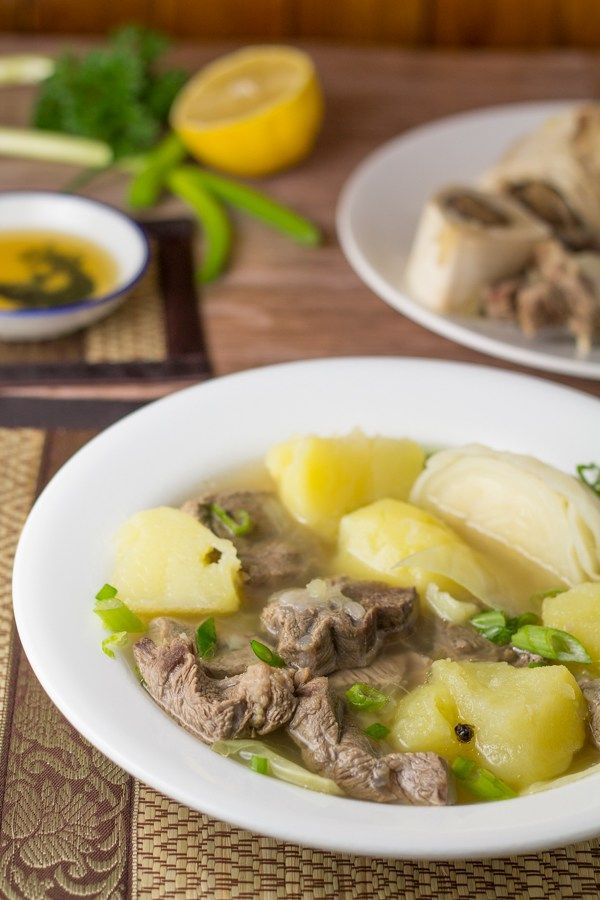Photo of Nilagang Baka – Salu Salo Recipes