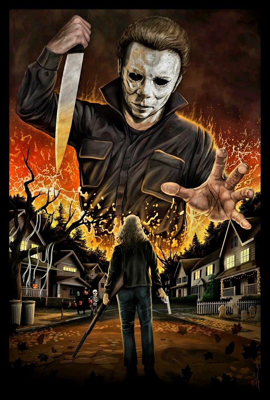 Halloween....🎃 (Michael Myers) & his (Sister) Halloween