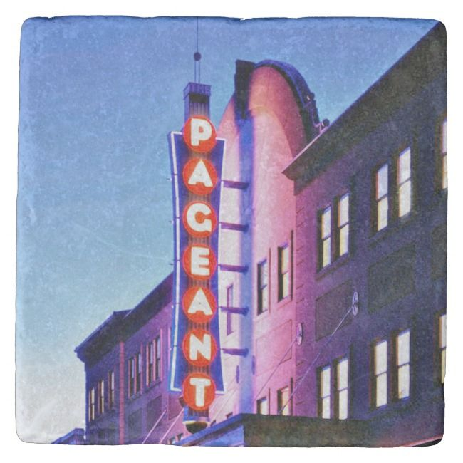 The Pageant,St. Louis, MO, Missouri , Coasters | Zazzle.com