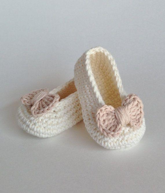 Baby Infant Handmade Crochet Mint Green Booties Size 0-3 Months
