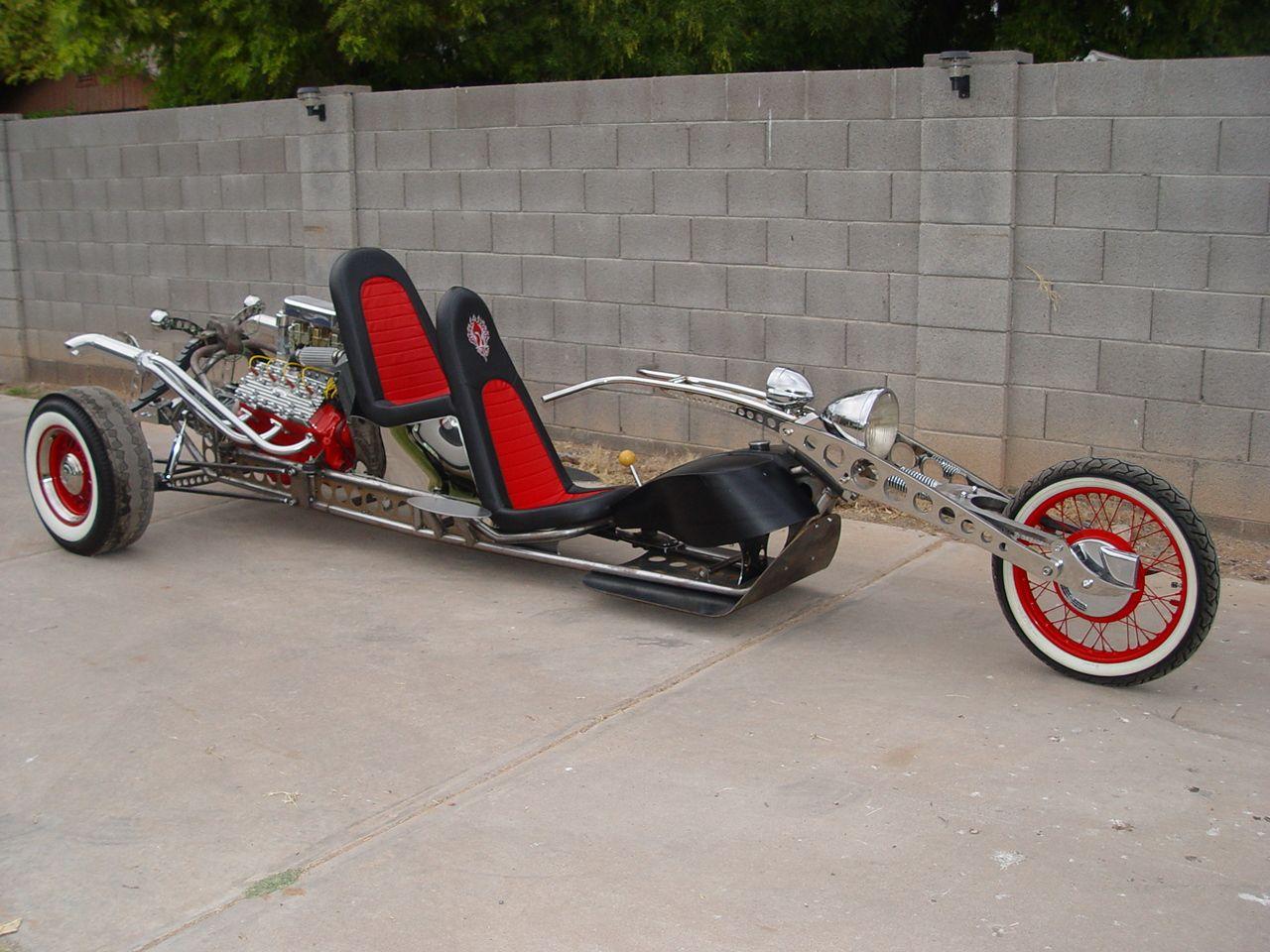 how to make drift trike rear wheels