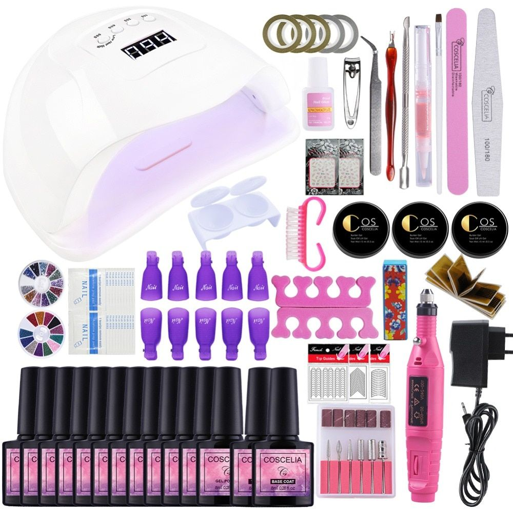 Cheap Sets Kits Buy Directly From China Suppliers 12 Color Gel