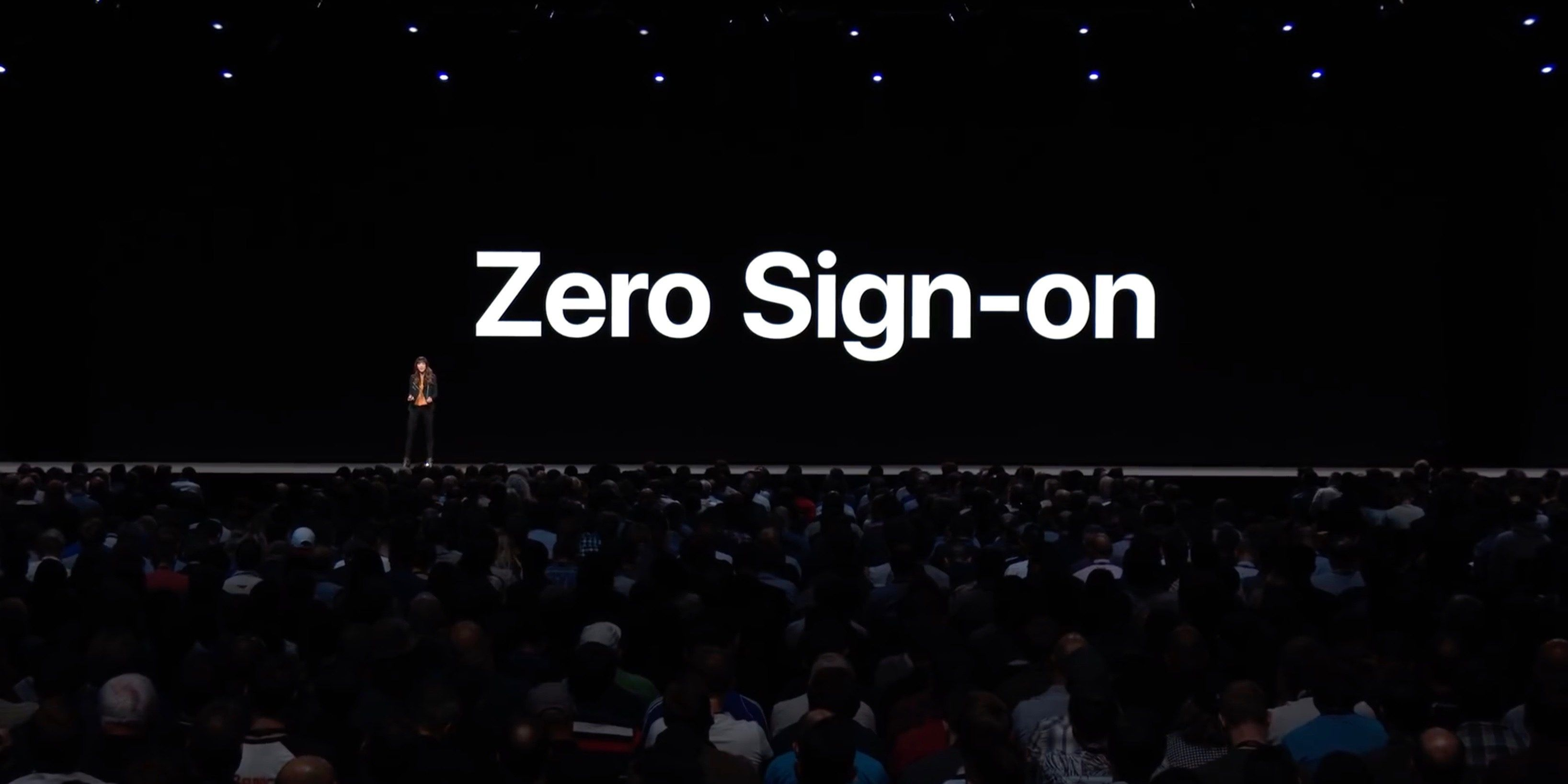 Charter Spectrum Apple TV app & Zero Sign On support