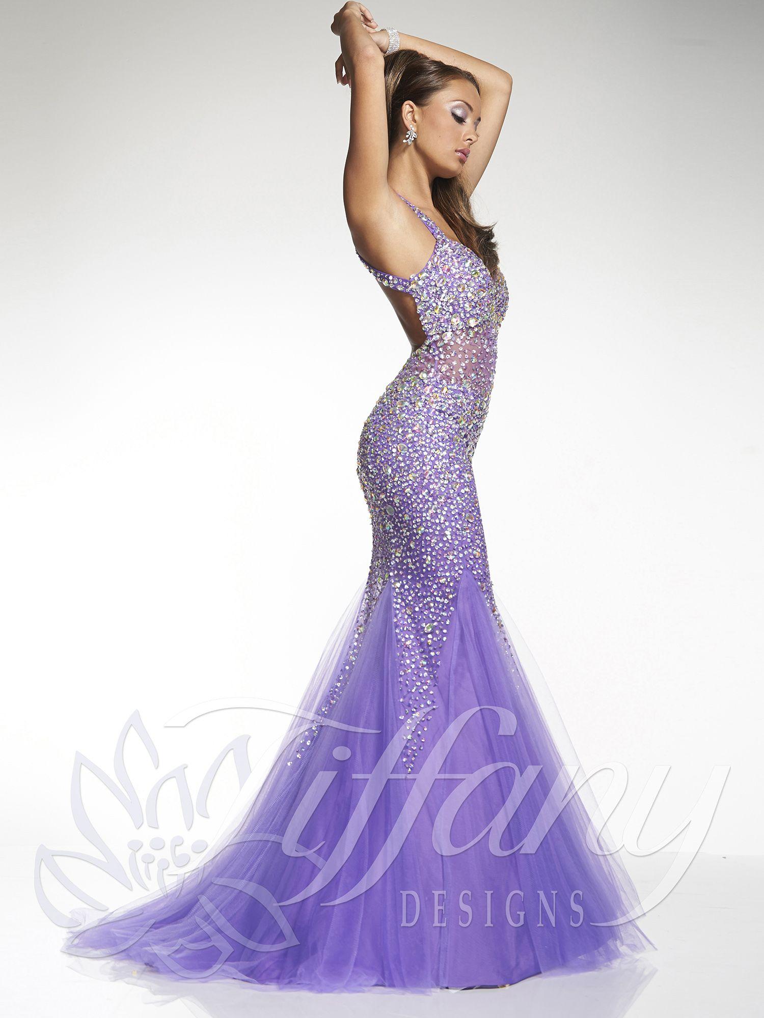 2014 Mermaid Prom Dresses