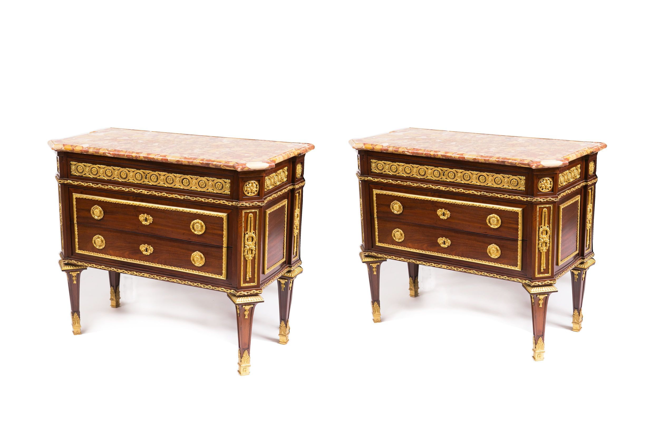 Antique Furniture Collection With